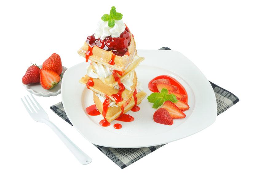 Audrey Des Flues : Dessert Menu